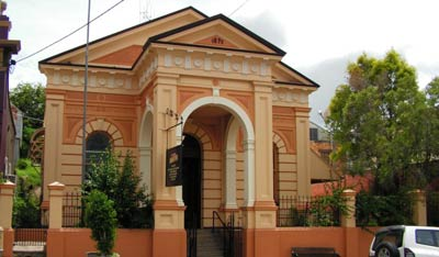 Gympie Architecture