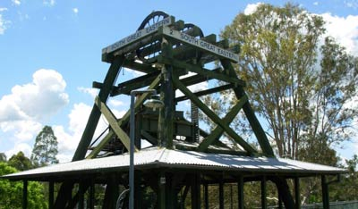 Gympie Gold Mining