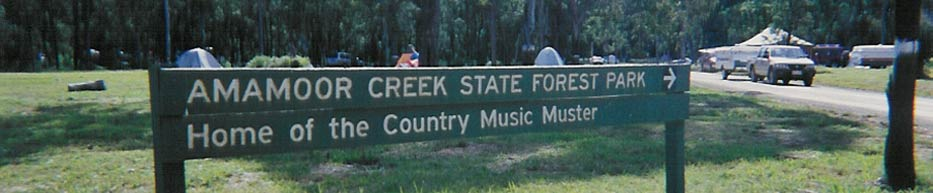 Eastwood Farm - Mary Valley - Amamoor Country Music Muster.